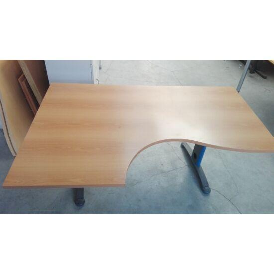 Ívelt irodai asztal (jobb-bal) ED-16