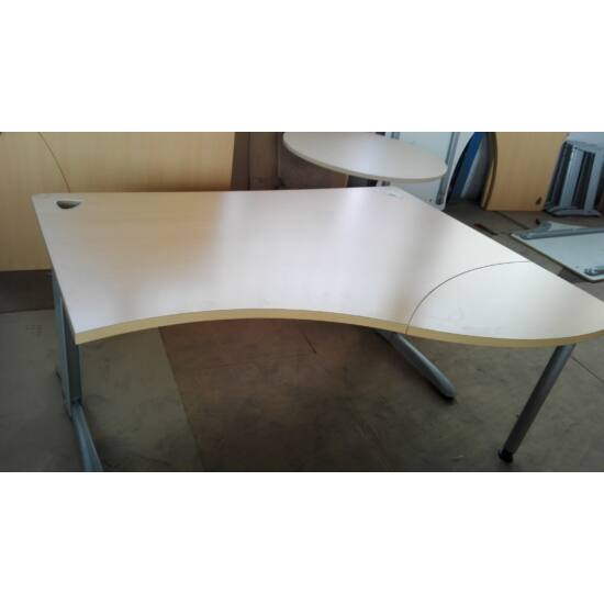 Steelcase Optima asztal GULL - EY-11/1