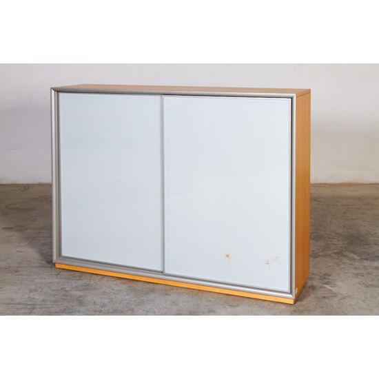 Üveg tolóajtós szekrény   SO 33