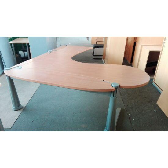 Steelcase sarokasztal jobbos) - EY-13