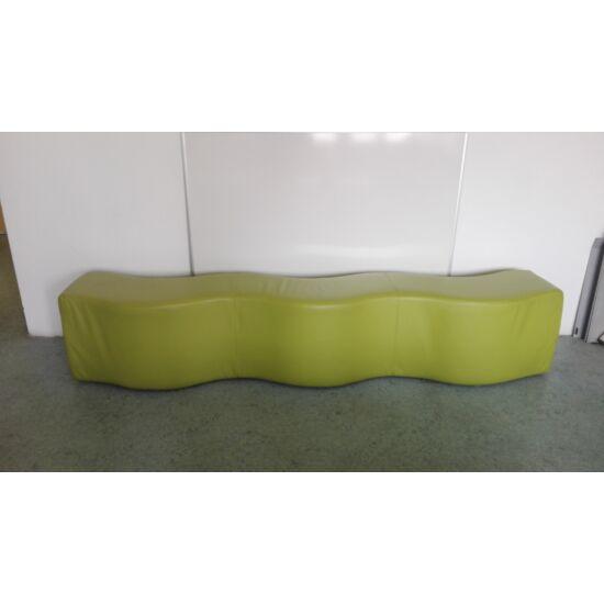 Steelcase hullám ülőzsámoly Blue-5117