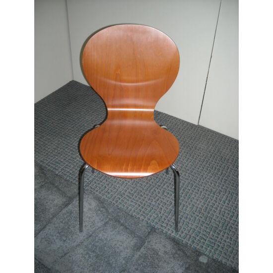 Látogató szék 4 lábú - Eastside - Új !  ISZL-205
