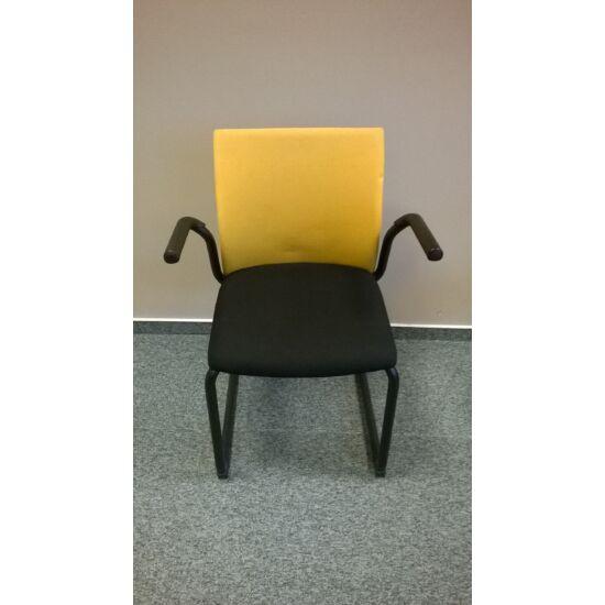 Vendég szék szánkótalppal    LO-21