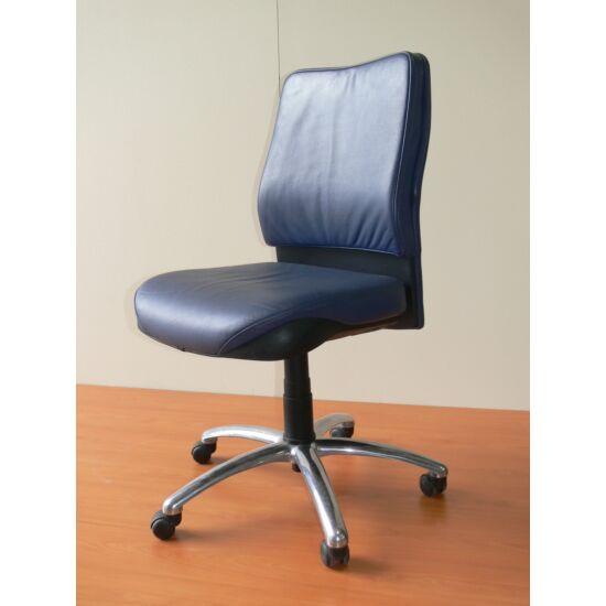 Steelcase vendégszék - Swift - executive / vezetői - Blue-0555