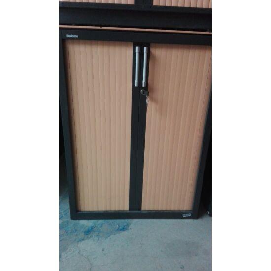 Steelcase Redőnyajtós Szekrény DIA-012