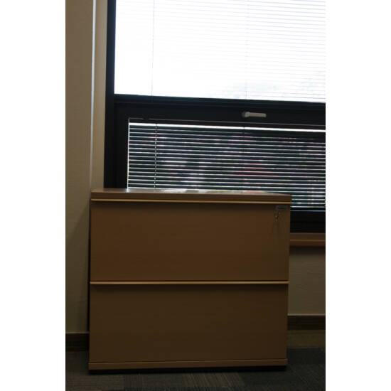 2 fiókos függőmappás szekrény - LH-07