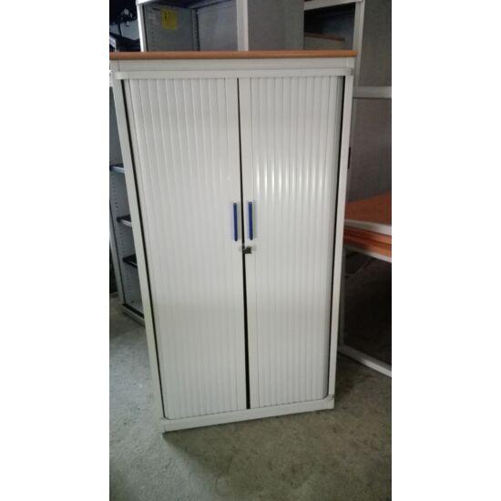 Redőnyajtós fém szekrény SCJ-012