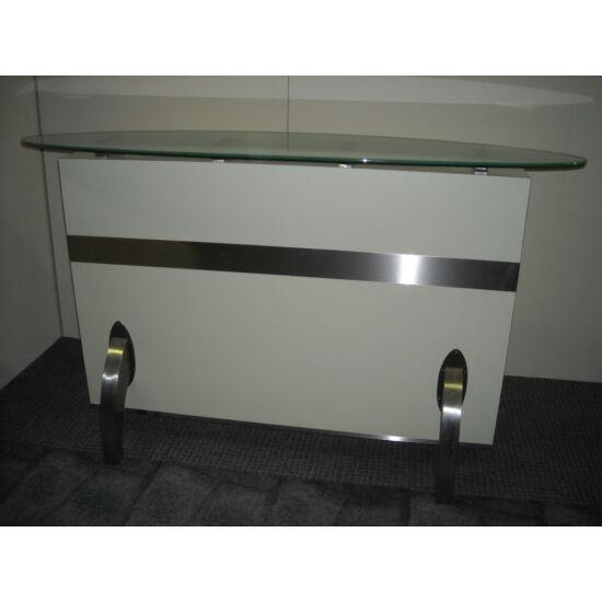 Recepciós pult +  fiókos szekrénnyel