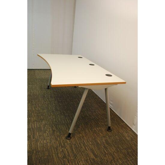 Ívelt egyenes asztal - ÚJ! - AEI-103
