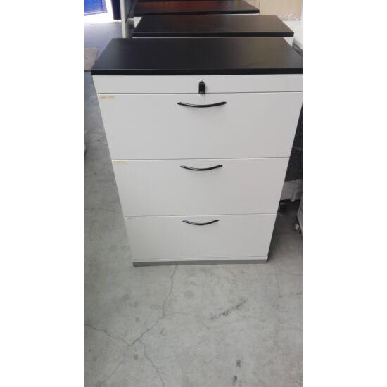 Steelcase laminált függőmappás/fiókos szekrény BL-01