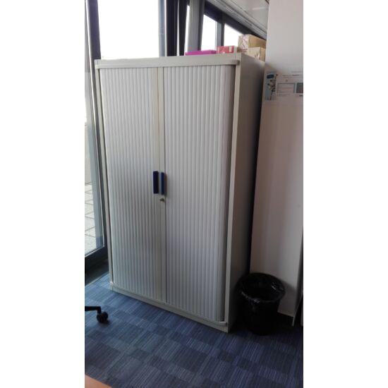 Steelcase magas redőnyajtós szekrény Blue-6561